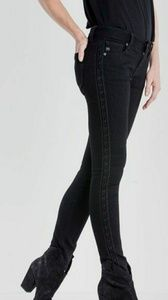NWOT MISS ME MID-RISE SKINNY JEANS SZ 25